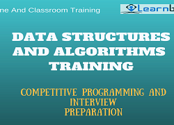 Learnbay provides best Data Structure Algorithm training in Bangalore with interview preparation for e-commerce companies and top product based MNC.