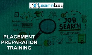 Features of Placement Preparation Training: Experts instructors from premier institute and tier 1 companies. Practical training with case study,Assignments and Mock Interview. Company Specific Mock Tests and Study Material