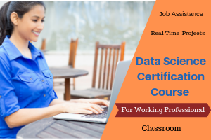 Data Science training in Bangalore for Working Professionals